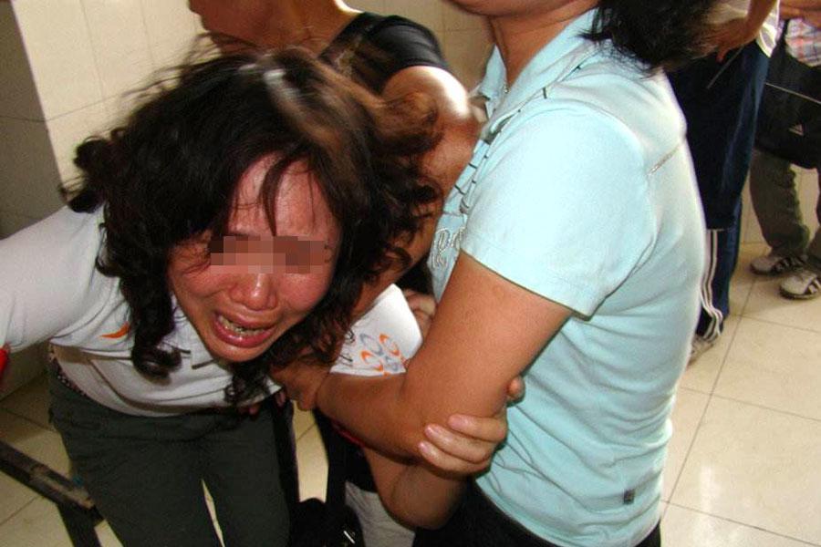 结婚15年挨打14年,她终于逃离家暴,却在新婚日惨遭杀害