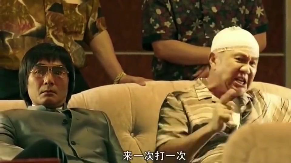 窃听风云3:刘青云做生意真贪,还没动工就坑了黄老师5个亿违约金