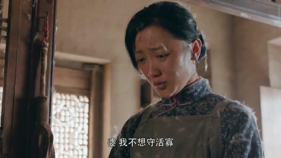白鹿原:兵痞进村抢掠女人,孝文明明看见了却不吱声,只顾保命