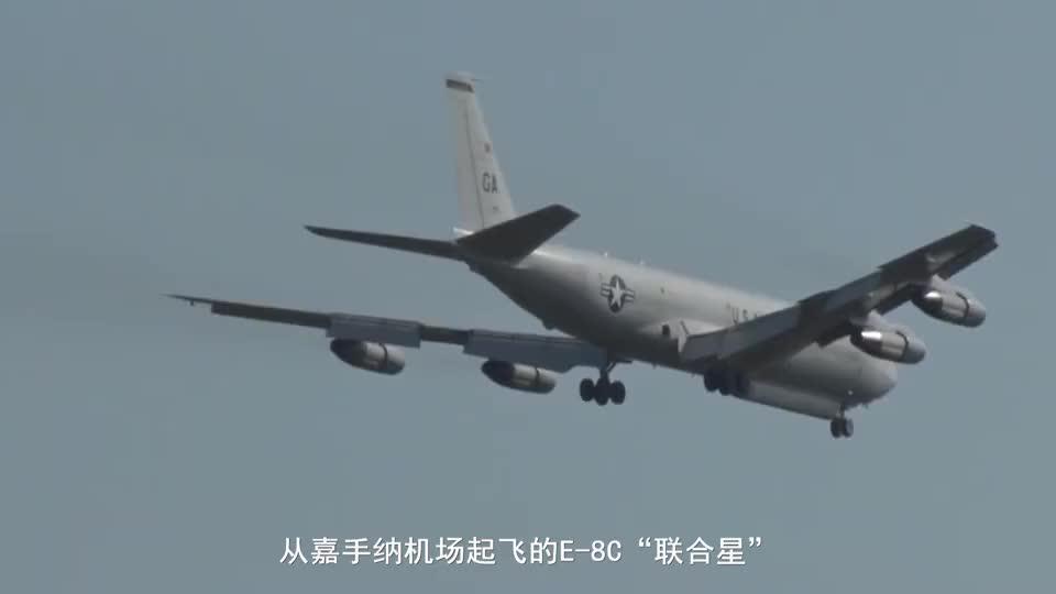 美又一神秘军机现身嘉手纳机场,升空就能偷窥整个东亚,了解一下