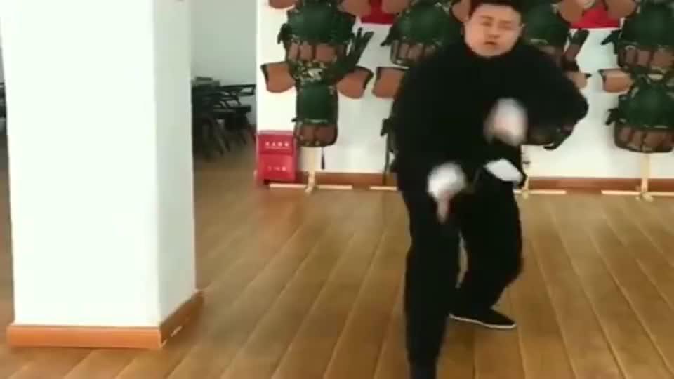 马保国老先生之子马晓阳先生练法展示太极拳,形意五行拳