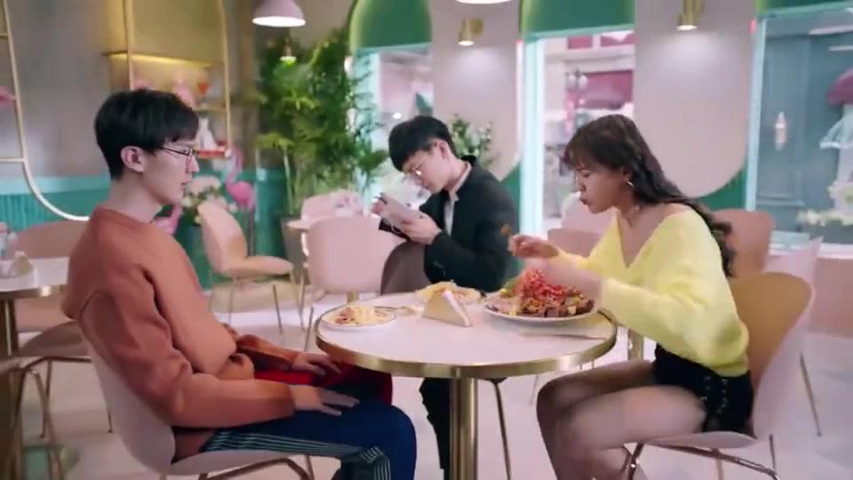 都市爱情喜剧:咖喱酱一直吃,赵海棠一直问,张三奔溃了!