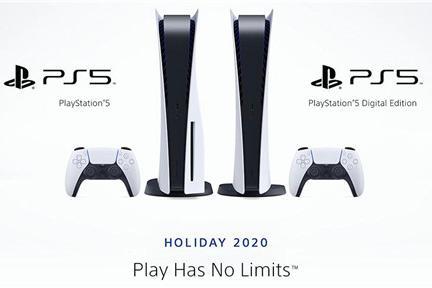 法国亚马逊上线PS5页面 主机重量将近PS4一倍