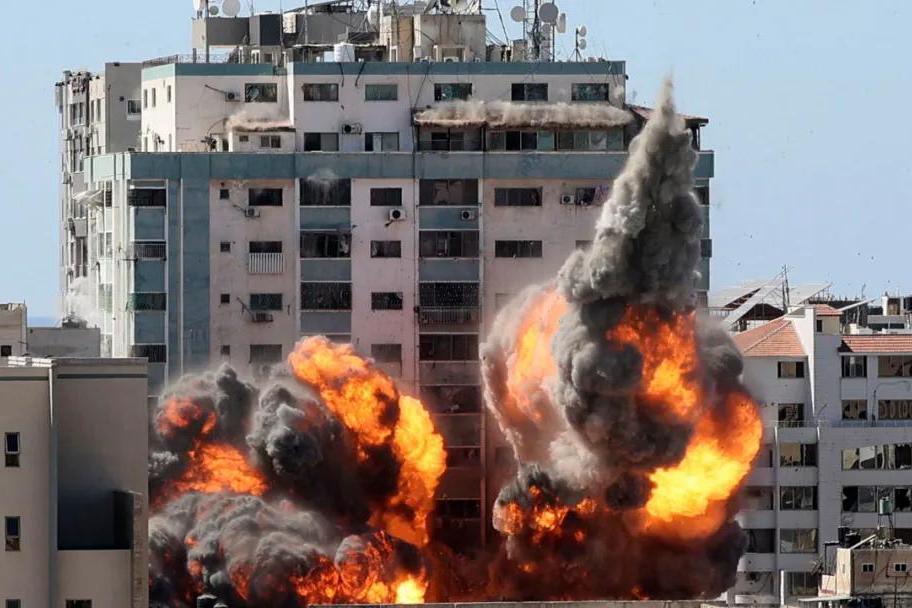 5月17日军情报告!以色列杀红眼炸了美联社,3个细节不知是好是坏