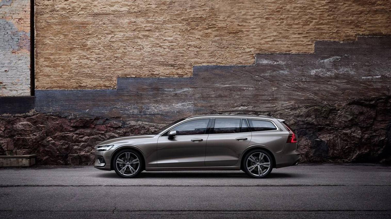 视频:新车快讯|新增2种金属车漆,2022款沃尔沃V60上市,30.43万起售
