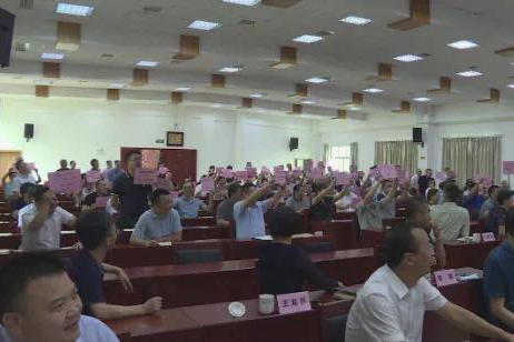 寻乌县举行新时代文明实践一日捐和大病救助募捐活动