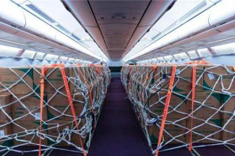 疫情下,这家快递拯救了没有乘客的中国航空公司
