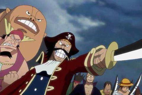 海贼王:世界已经拥有罗杰了,为何还要设计出洛克斯海贼团?