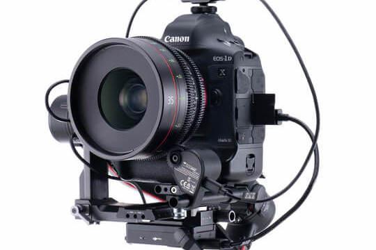DJI将发布激光对焦模块 搭配RS 2稳定器使用