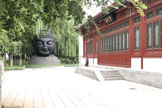 鬓边不是海棠红,探秘国内唯一的梨园主题公园,惊喜多多!