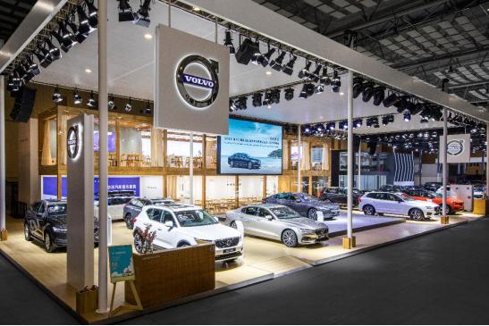 以静 致境-北欧豪华旗舰型轿车沃尔沃新款S90 在青岛焕新上市
