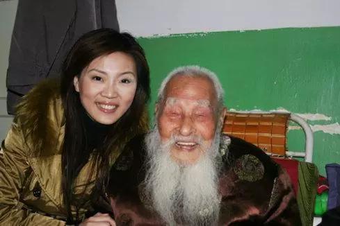 河北高寿老人杨明运,从光绪23年到2014年,一生无子女由侄子养老