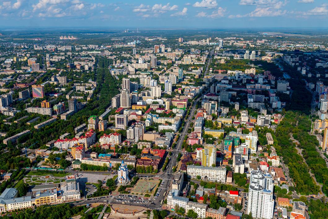 这座俄罗斯城市,距中俄边境仅28公里!伯力:一座城市,两种文化