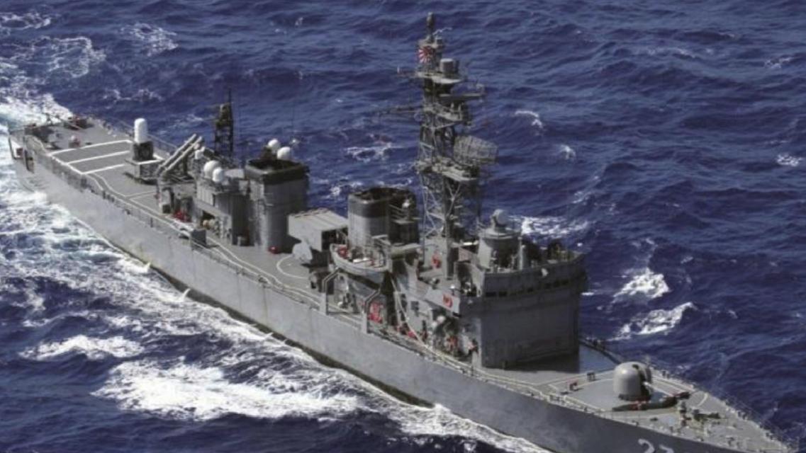 日本军舰宣传片用歼20当假想敌,又把矛头对准东方了?