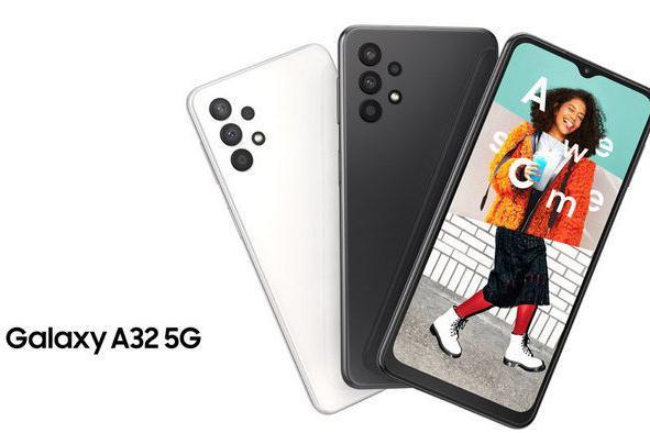 三星Galaxy A32 5G手机发布:搭载天玑720处理器