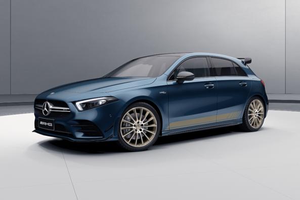 【原创】全新AMG A 35上市 售39.98万-42.98万元