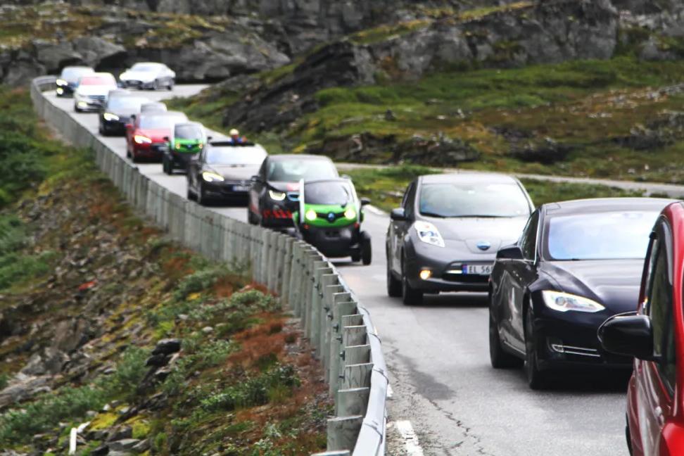 """被蔚来看上的挪威,为什么被称为""""纯电车之国""""?"""