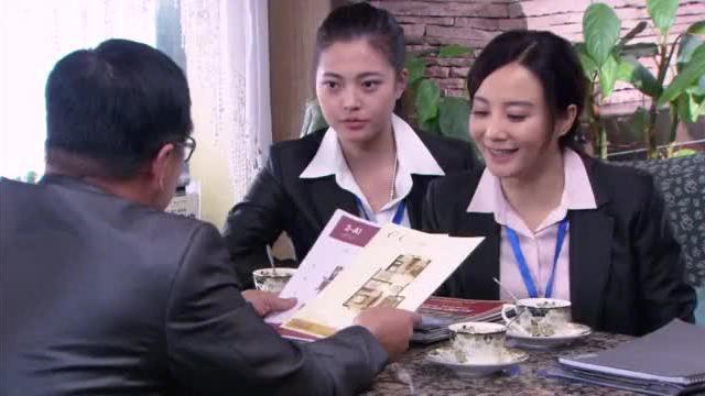 金多宝接待杨总遭嫌弃,不料换别的女销售后立马好使