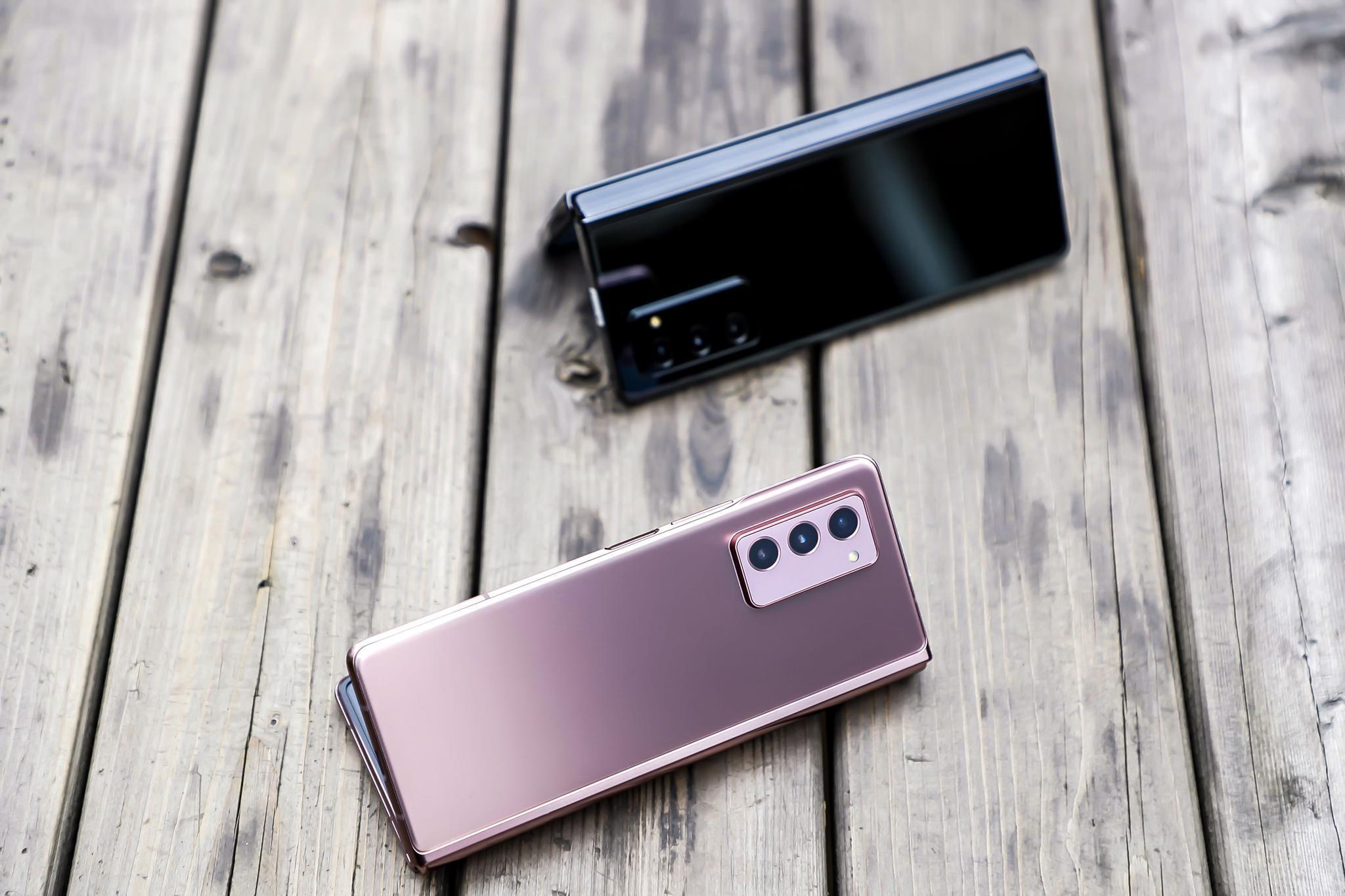 三星Galaxy Z Fold2 5G:折叠屏从此走入成熟时代