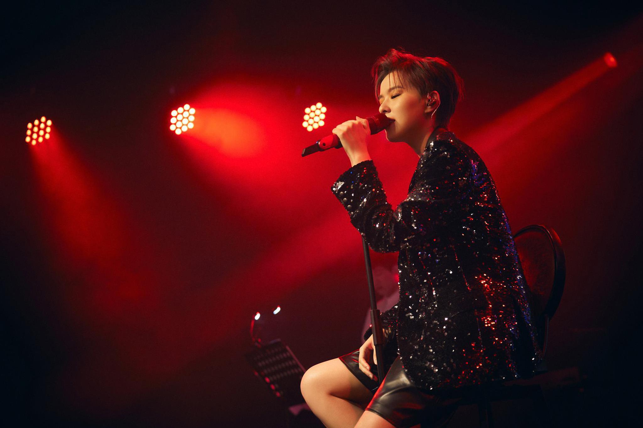 Sunnee杨芸晴个人巡回演唱会  广州两场降燥来袭