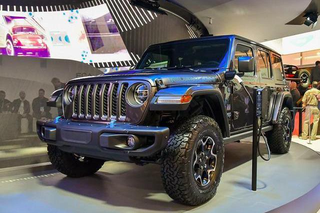 加快电气化进度,Jeep 将推至少三款插电混合动力车型