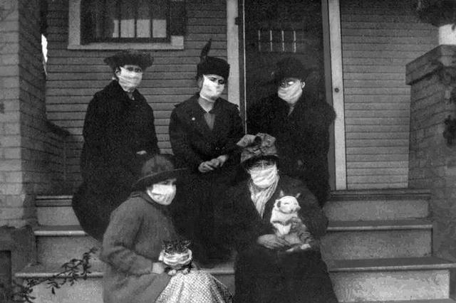 1918年有一场改变世界的感冒,各国束手无策,逼出一项政策