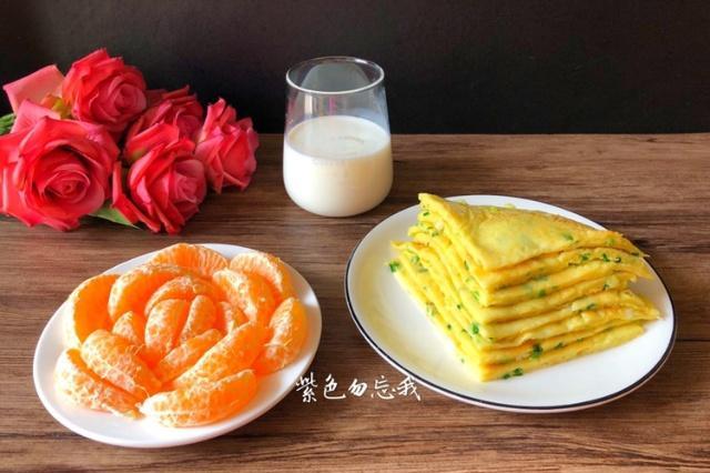 老公最爱的早餐,有蛋有面有营养,十分钟就可以上桌,适合上班族