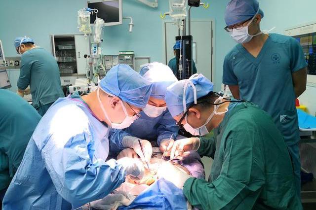 1肝救2命!深圳首例劈离式肝移植手术成功