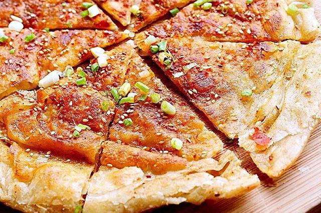 土家酱香饼:辣中有甜,甜中有香,香而酥脆