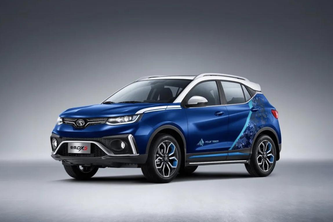 东南DX5发布两款新车型官图,颜值高内饰舒适,5月18日上市