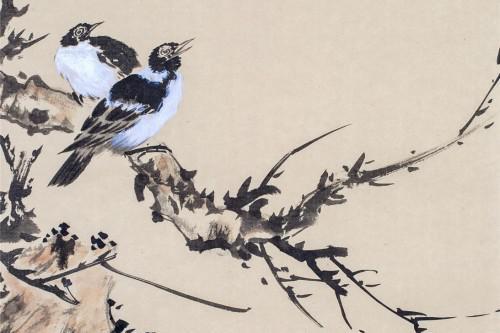 艺术焦点 庆祝建国71周年:特邀著名书画家张岩