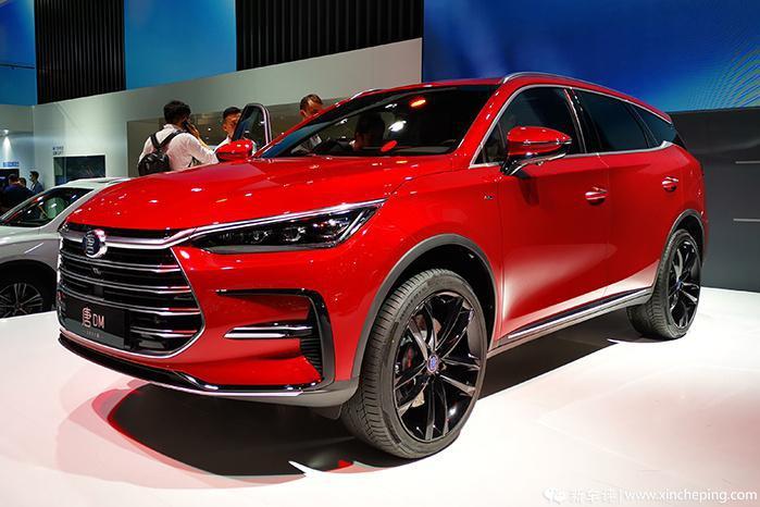 比亚迪中期改款唐8月中上市 预计燃油版售价17万内