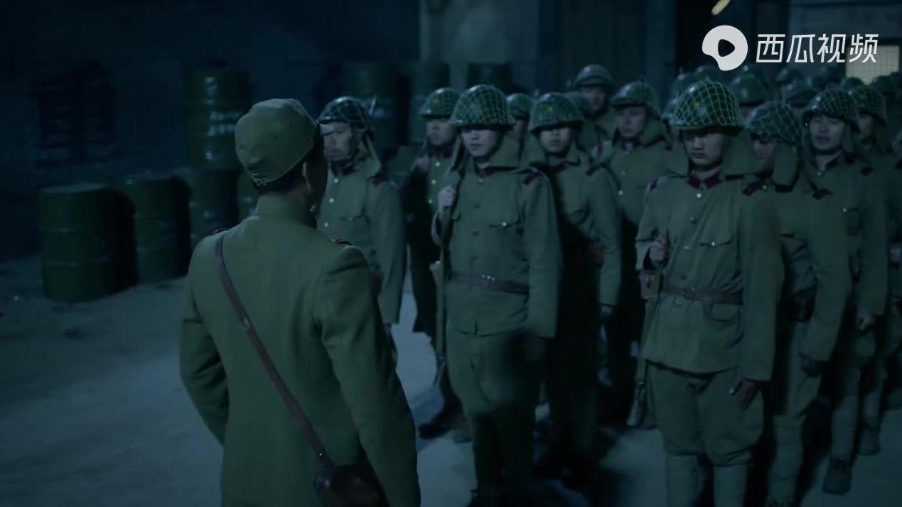天柱暗杀汉奸苟祖旺,没想到被守卫发现,又被皇协军救一命