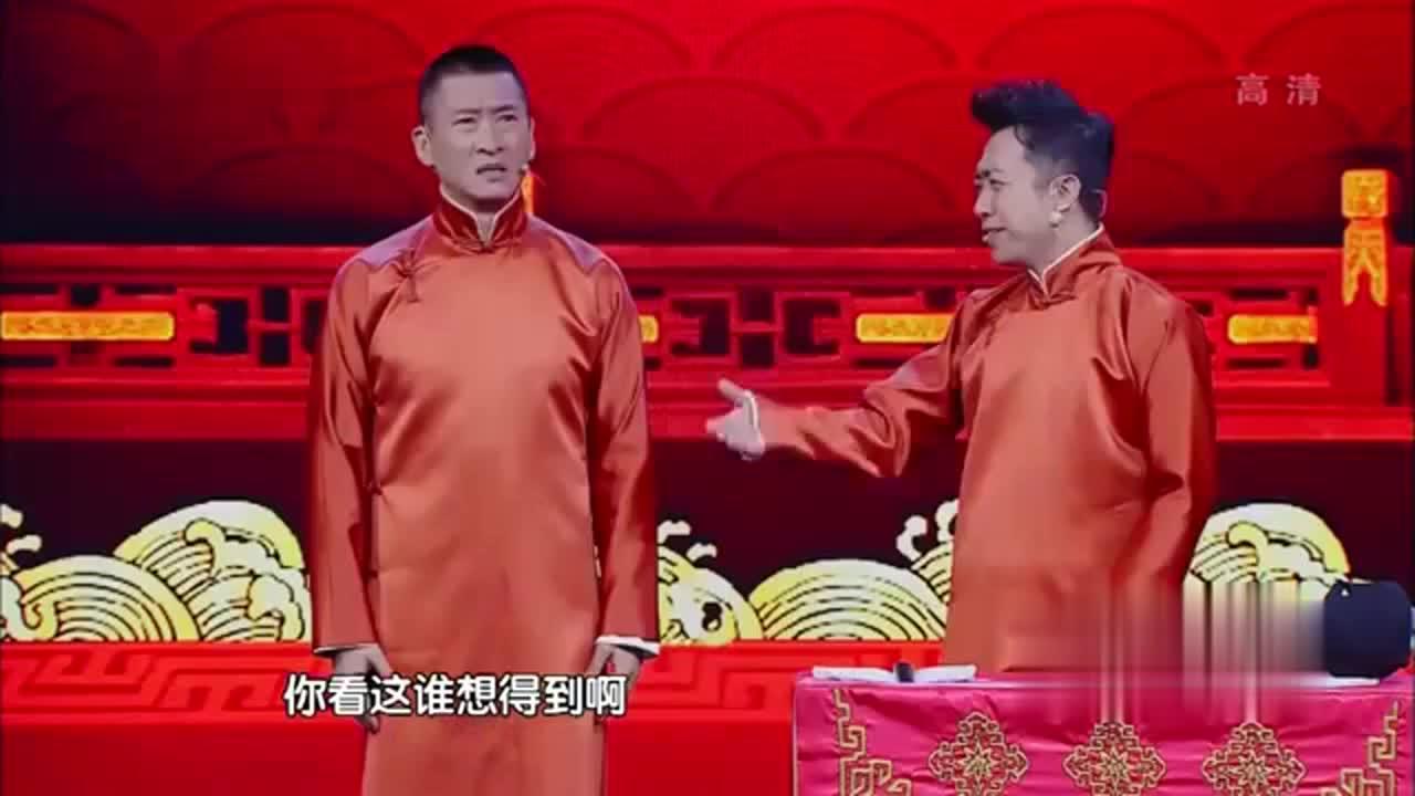 《跨界喜剧王》精彩相声周杰李菁精彩上演