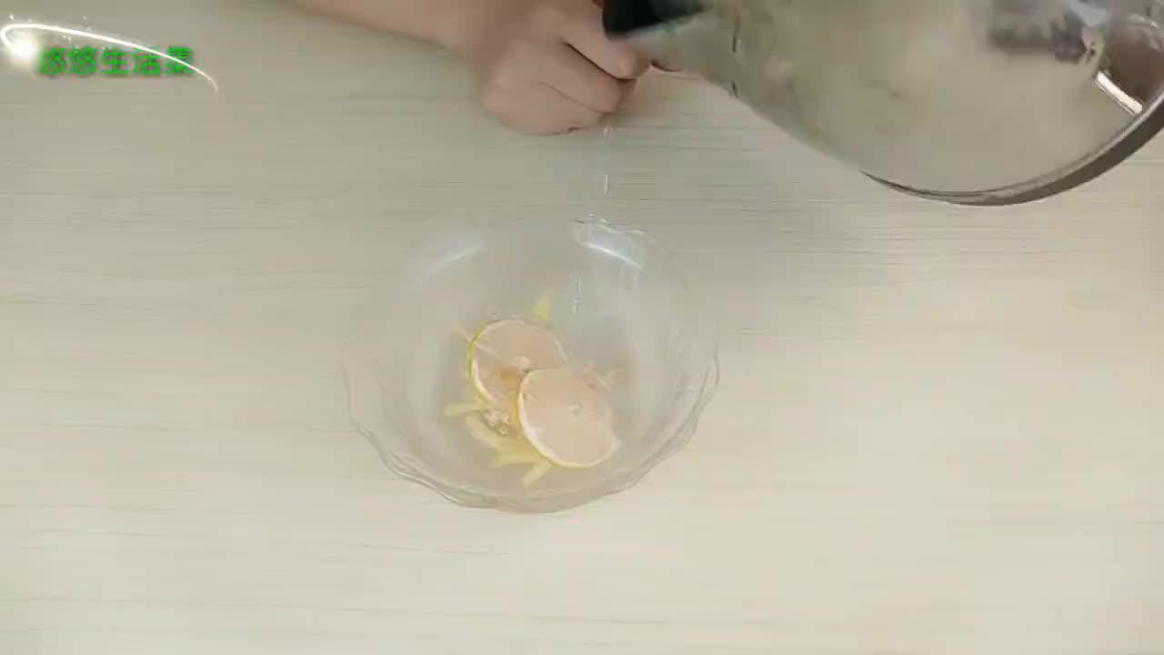 柠檬加它泡水喝堪比泻药,每天一杯,一周暴瘦15斤