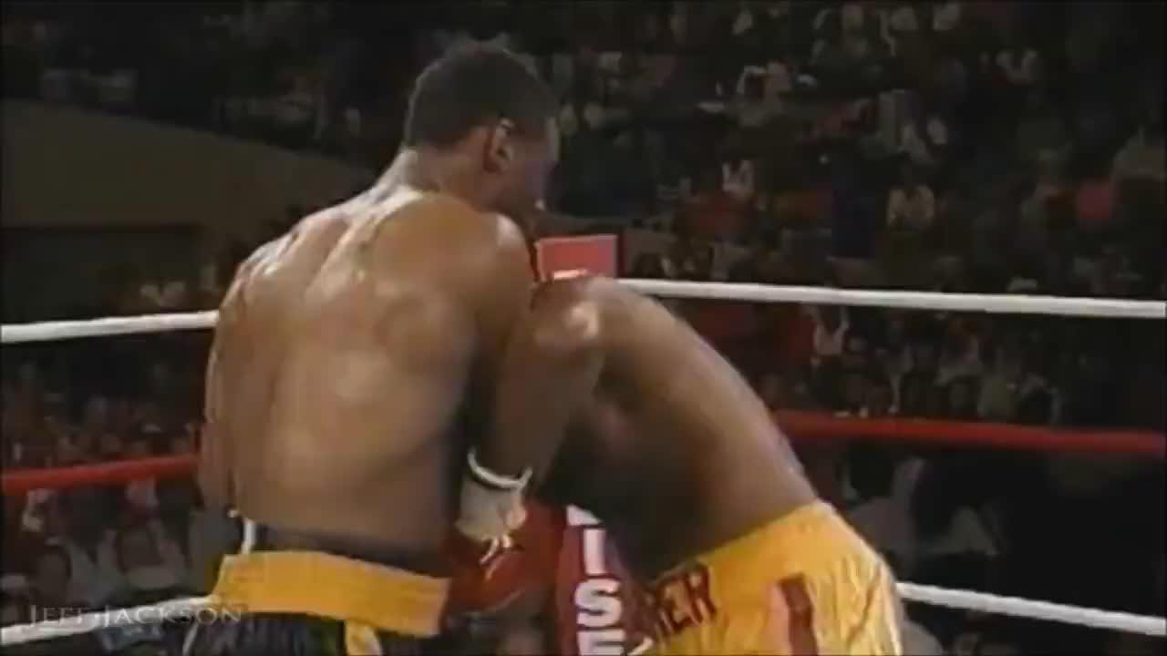 一场注定要以KO方式结束的对决,重温穆勒VS斯图尔特经典之战