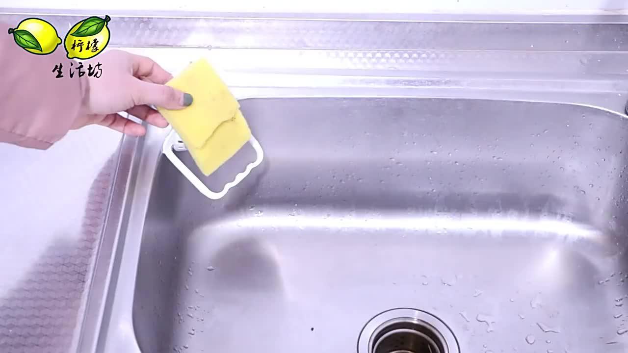 洗碗池一定要放一个油桶提手,每个家庭都用得上,可是懂得的太少