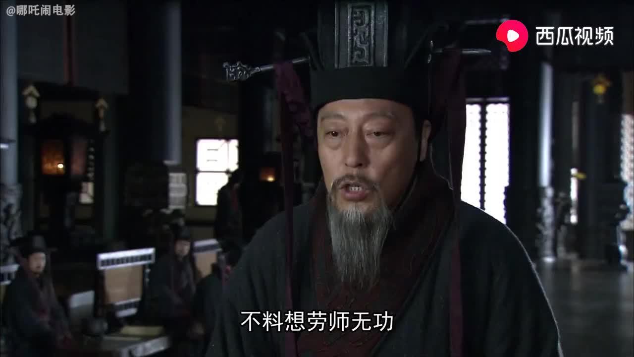 曹丕刚继位就下令伐吴,被诸葛亮陆逊联手击败,司马懿熬出头了