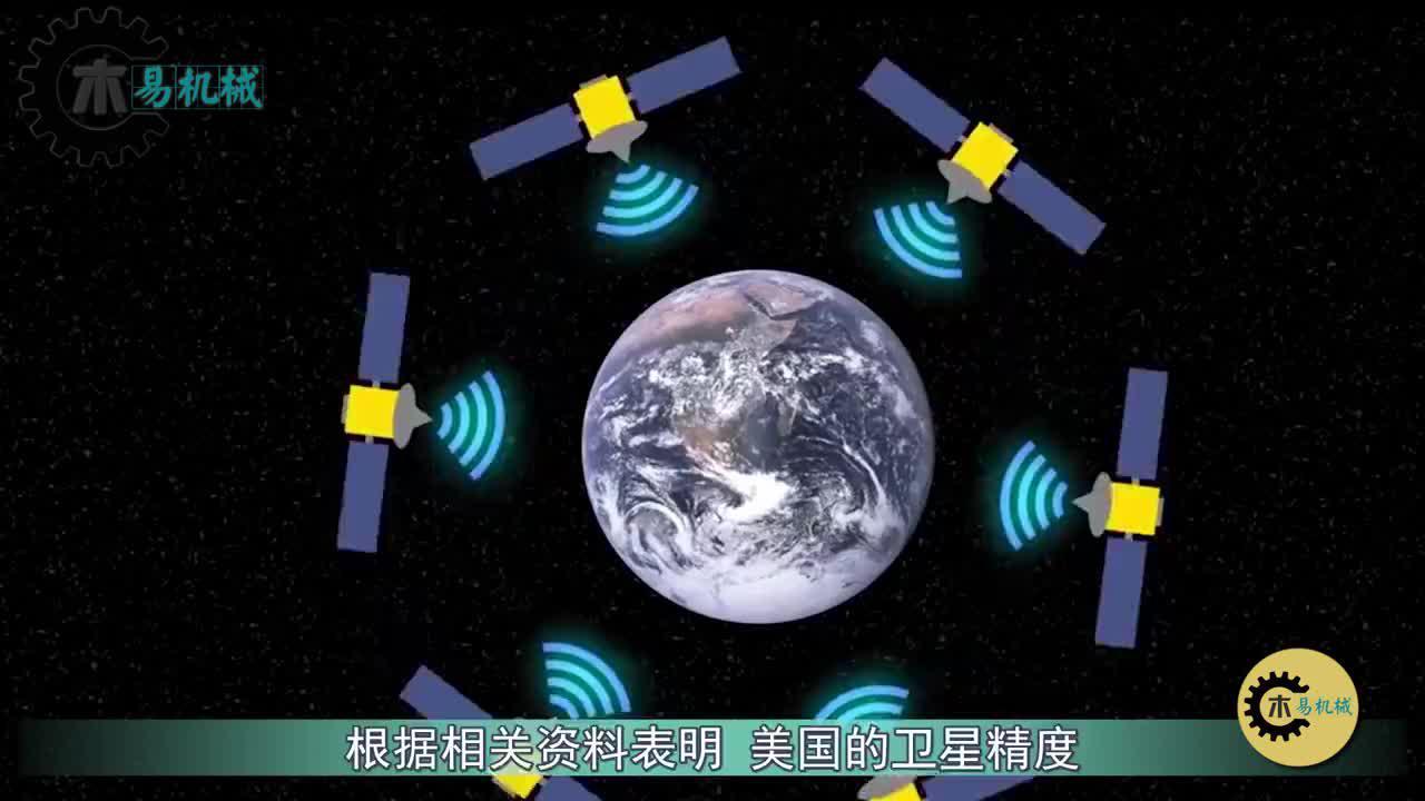 中国北斗卫星精度有多少?美国0.2米到0.4米,俄罗斯1.5米