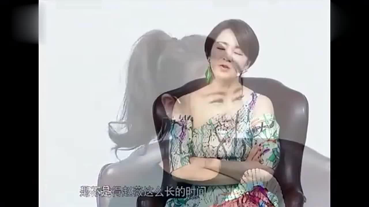 林心如谈好闺蜜赵薇 直言喜欢赵薇家的酒和钱 好羡慕