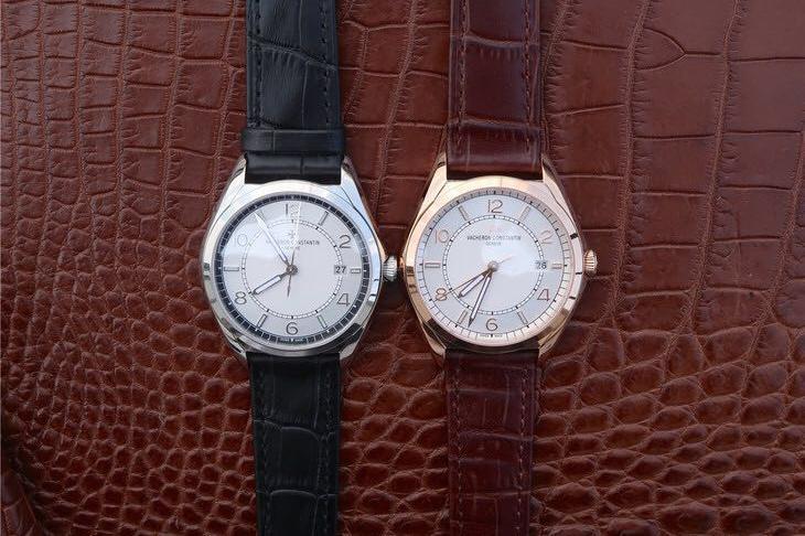 TW江诗丹顿伍陆之型系列正装腕表,儒雅和古典的结合