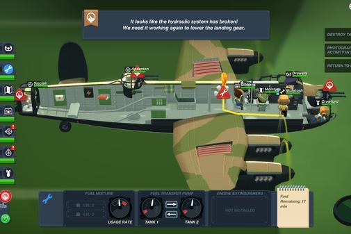 喜加一:免费领取steam模拟策略游戏《轰炸机小队》