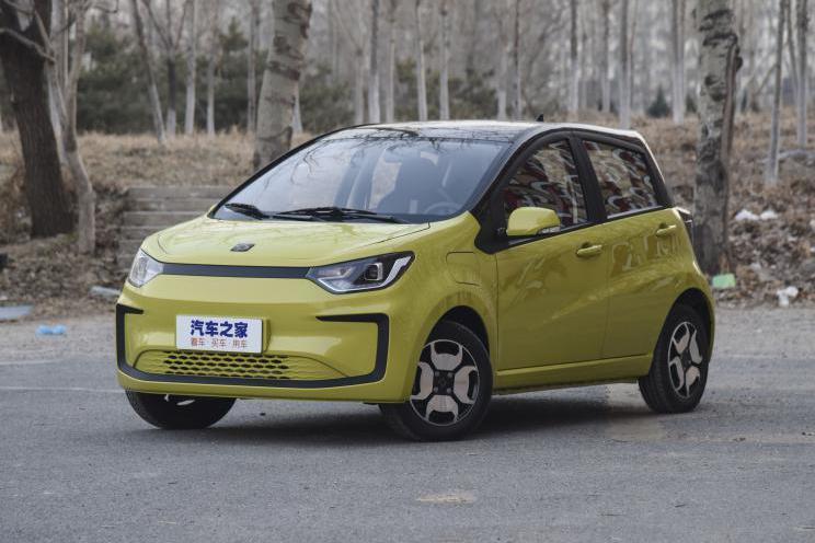又一款入门微型纯电动车下线 预售3.99万起!
