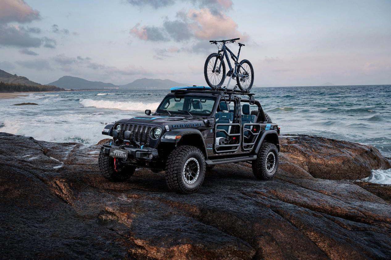 2.0T+8AT动力,更注重环保的Jeep牧马人4xe开启预售