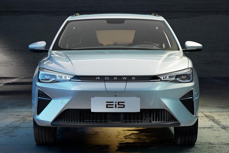 采用电子国潮设计元素 新款荣威Ei5官图发布