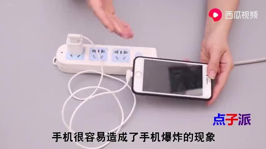 晚上手机充电,10个人8个错,手机充电的5个误区,没看完真亏了