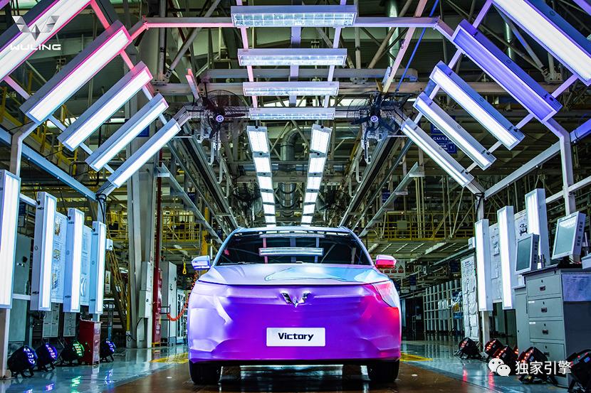 五菱汽车换新标,将会全面进军国内中高端乘用车市场么?
