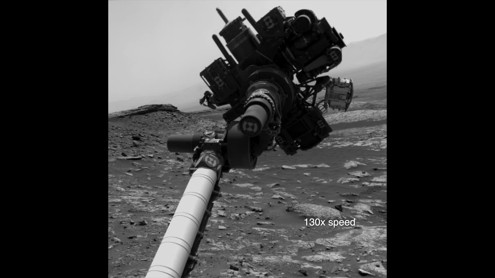 好奇号火星车的自拍照是怎样拍摄的