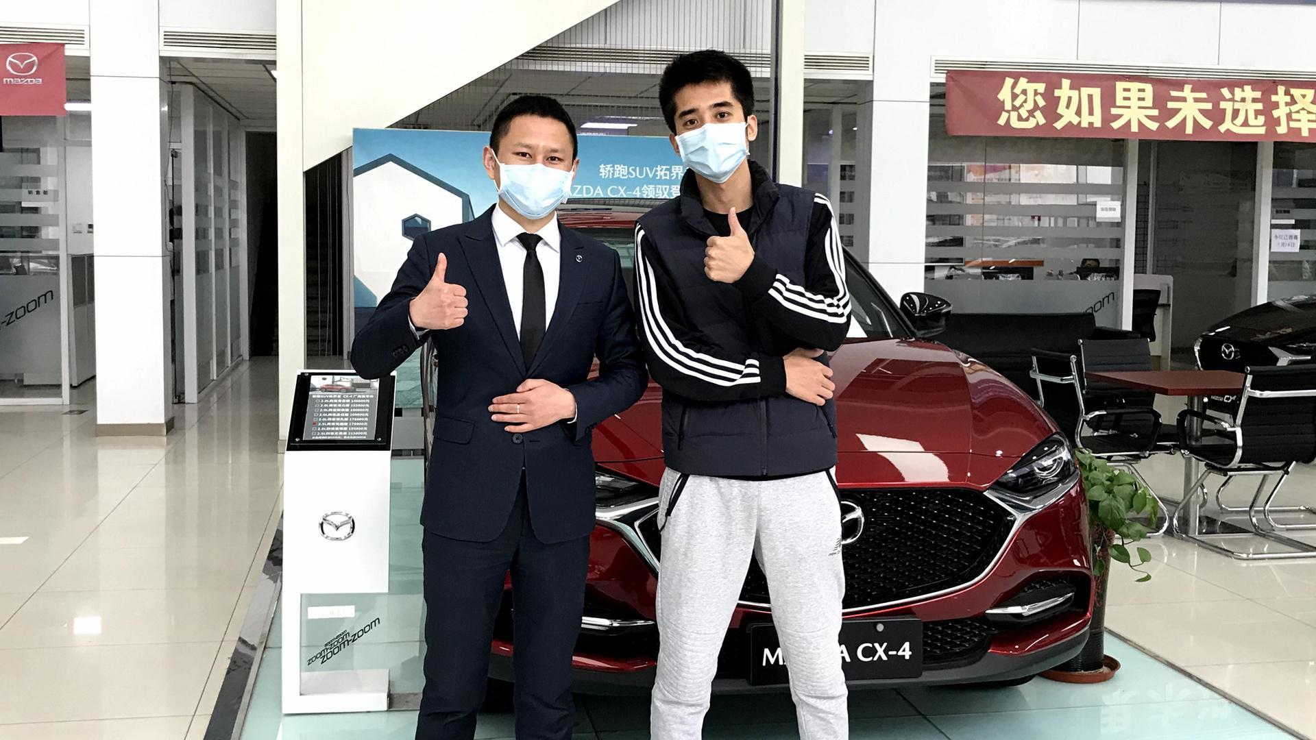 探访一汽马自达4S店,优惠高达2.5万元,购车还有礼包赠送