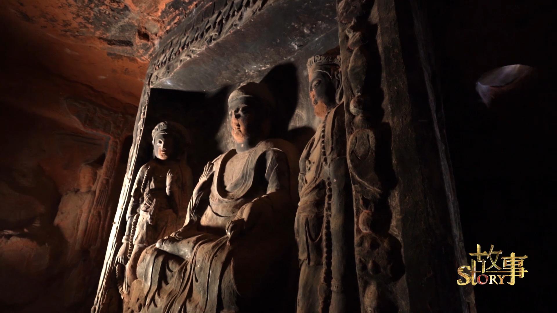 翻开须弥山的历史长卷,在千年石窟中探寻那些不一样的故事